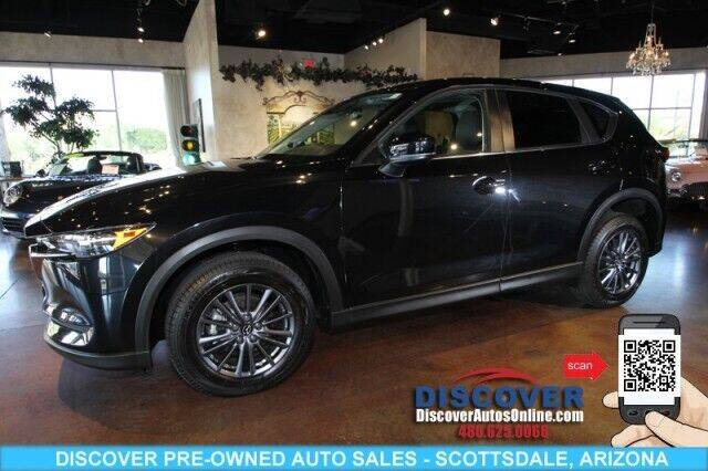 2019 Mazda CX-5 for sale at Discover Pre-Owned Auto Sales in Scottsdale AZ