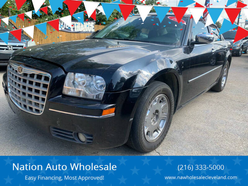 2010 Chrysler 300 for sale at Nation Auto Wholesale in Cleveland OH