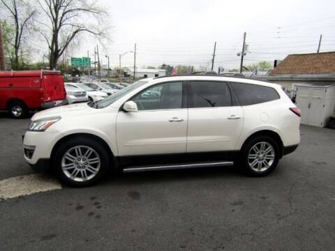 2013 Chevrolet Traverse for sale at American Auto Group Now in Maple Shade NJ