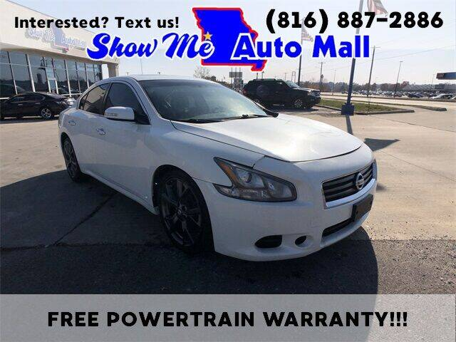 2014 Nissan Maxima for sale at Show Me Auto Mall in Harrisonville MO