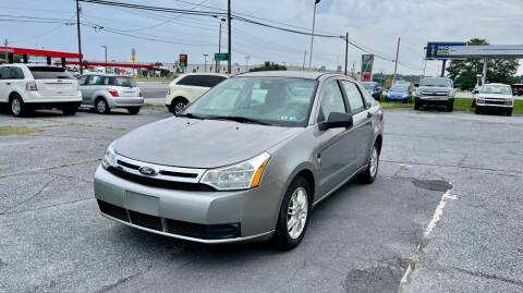 2008 Ford Focus for sale at AZ AUTO in Carlisle PA