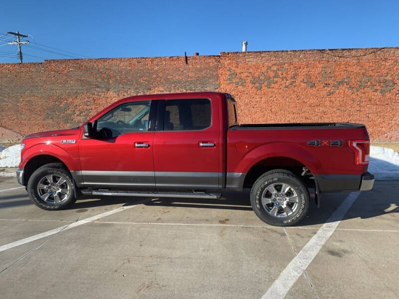 2016 Ford F-150 for sale at Ericson Ford in Loup City NE