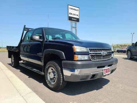 2005 Chevrolet Silverado 3500 for sale at Tommy's Car Lot in Chadron NE