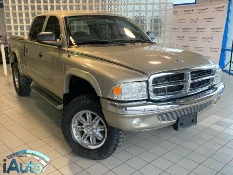 2003 Dodge Dakota for sale at iAuto in Cincinnati OH