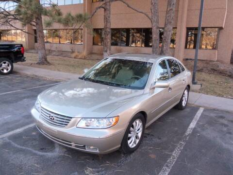 2008 Hyundai Azera for sale at QUEST MOTORS in Englewood CO