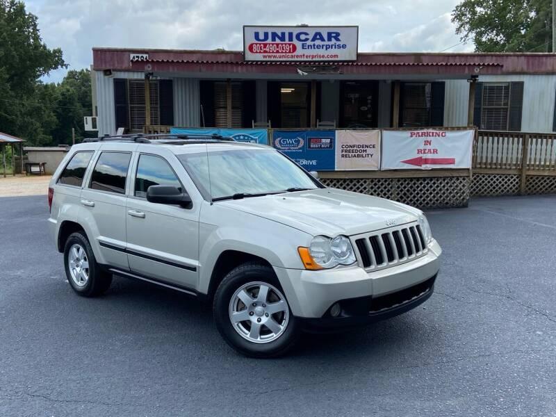 2009 Jeep Grand Cherokee for sale at Unicar Enterprise in Lexington SC