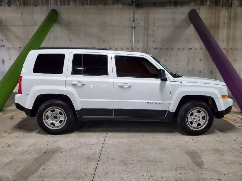 2016 Jeep Patriot for sale at Kelley Autoplex in San Antonio TX
