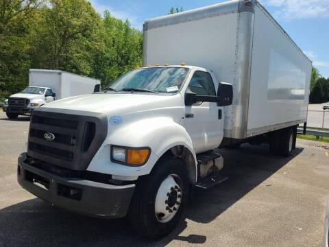2013 Ford F-750 Super Duty for sale at Smart Chevrolet in Madison NC