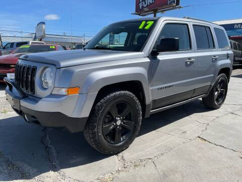 2017 Jeep Patriot for sale at MAGIC AUTO SALES, LLC in Nampa ID
