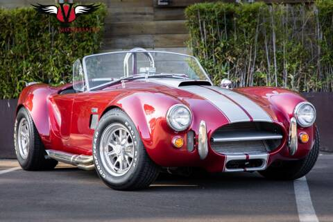 1965 Shelby Cobra for sale at Veloce Motorsales in San Diego CA