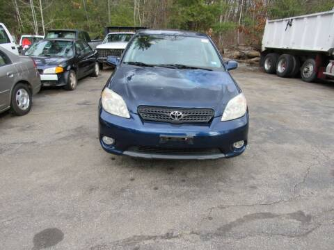 2006 Toyota Matrix for sale at Heritage Truck and Auto Inc. in Londonderry NH
