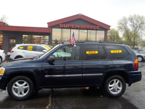 2007 GMC Envoy for sale at Super Service Used Cars in Milwaukee WI