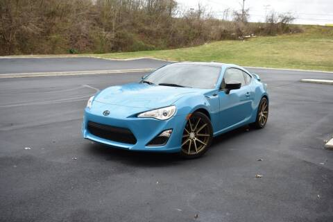 2016 Scion FR-S for sale at Alpha Motors in Knoxville TN