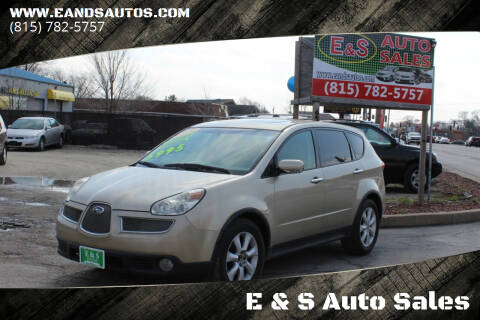 2007 Subaru B9 Tribeca for sale at E & S Auto Sales in Crest Hill IL