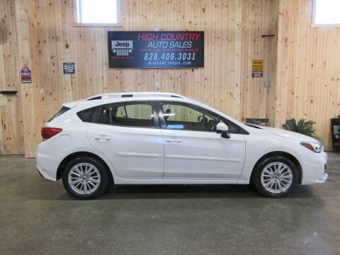 2017 Subaru Impreza for sale at Boone NC Jeeps-High Country Auto Sales in Boone NC