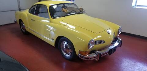 1974 Volkswagen Karmann Ghia for sale at Classic Motor Sports in Merrimack NH