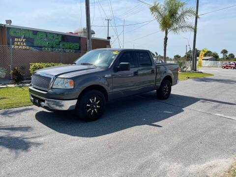 2006 Ford F-150 for sale at Galaxy Motors Inc in Melbourne FL