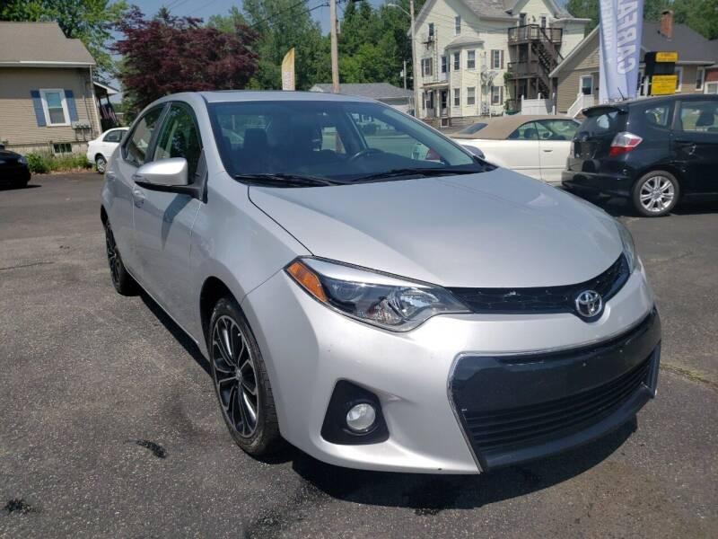 2014 Toyota Corolla for sale at Automazed in Attleboro MA