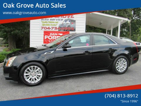 2011 Cadillac CTS for sale at Oak Grove Auto Sales in Kings Mountain NC