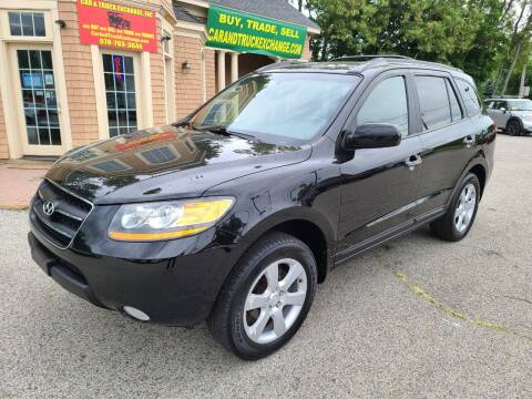 2009 Hyundai Santa Fe for sale at Car and Truck Exchange, Inc. in Rowley MA