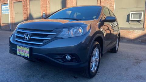 2012 Honda CR-V for sale at Rocky's Auto Sales in Worcester MA