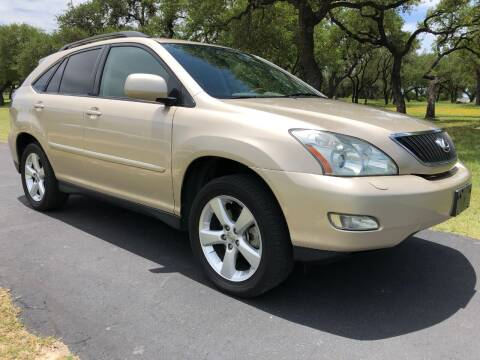 2005 Lexus RX 330 for sale at Austin Elite Motors in Austin TX