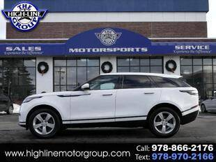 2020 Land Rover Range Rover Velar for sale at Highline Group Motorsports in Lowell MA