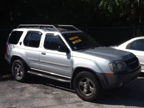 2002 Nissan Xterra for sale at Easy Credit Auto Sales in Cocoa FL