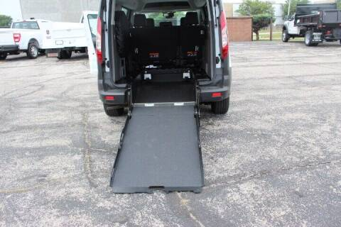 2020 Ford Transit Connect Wagon for sale at BROADWAY FORD TRUCK SALES in Saint Louis MO