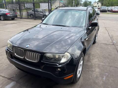 2008 BMW X3 for sale at Simon's Auto Sales in Detroit MI