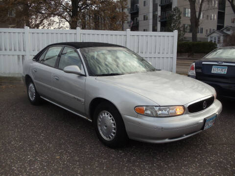 2001 Buick Century for sale at Metro Motor Sales in Minneapolis MN