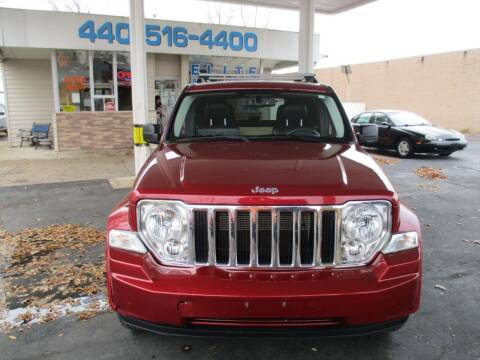 2012 Jeep Liberty for sale at Elite Auto Sales in Willowick OH