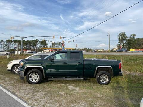 2014 GMC Sierra 1500 for sale at Direct Auto in D'Iberville MS