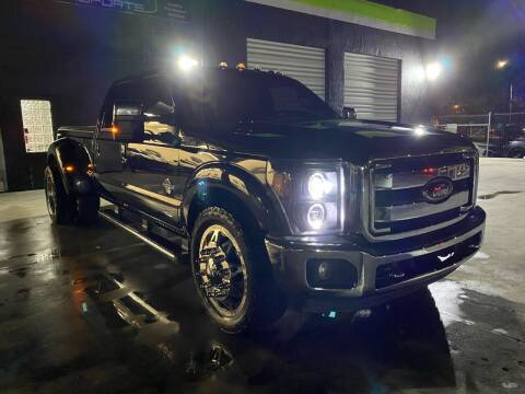 2011 Ford F-350 Super Duty for sale at GCR MOTORSPORTS in Hollywood FL