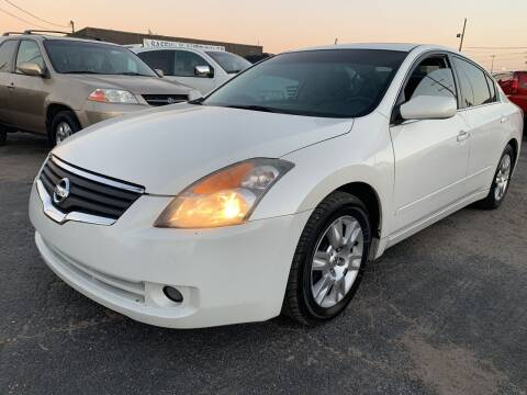 2008 Nissan Altima for sale at Safeway Auto Sales in Horn Lake MS
