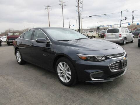 2017 Chevrolet Malibu for sale at Fox River Motors, Inc in Green Bay WI
