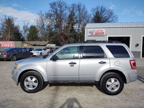 2011 Ford Escape for sale at Hilltop Auto in Prescott MI