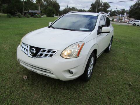 2012 Nissan Rogue for sale at S & T Motors in Hernando FL