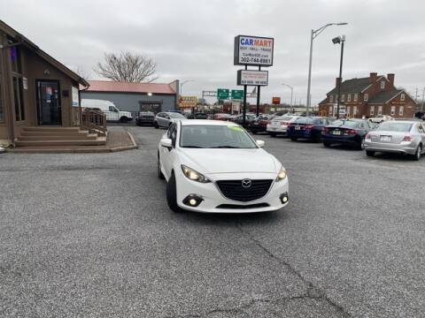 2015 Mazda MAZDA3 for sale at CARMART Of Dover in Dover DE