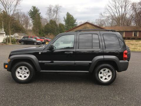 2006 Jeep Liberty for sale at Lou Rivers Used Cars in Palmer MA