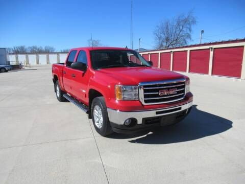 2012 GMC Sierra 1500 for sale at Perfection Auto Detailing & Wheels in Bloomington IL