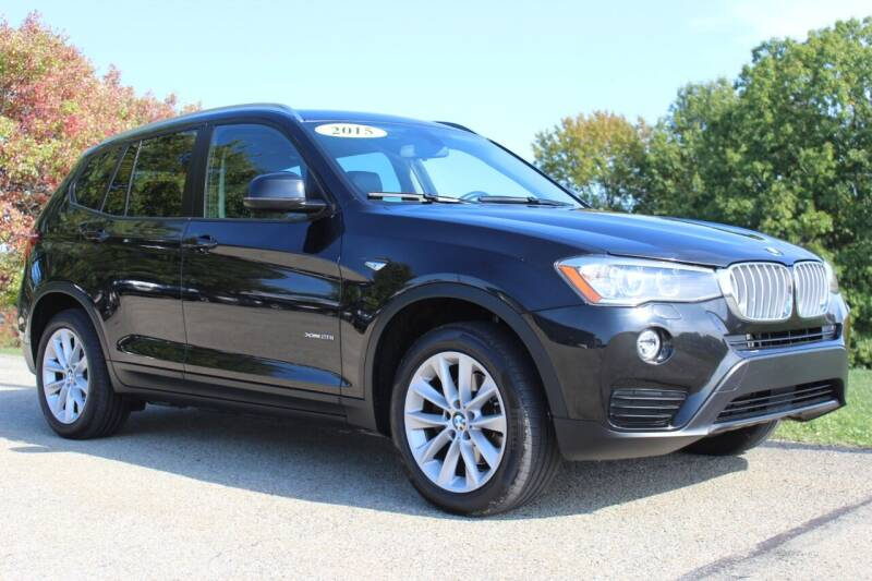 2015 BMW X3 for sale at Harrison Auto Sales in Irwin PA