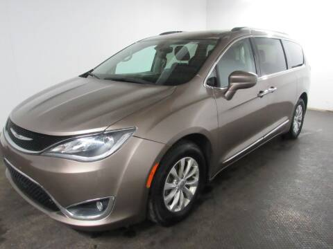 2017 Chrysler Pacifica for sale at Automotive Connection in Fairfield OH