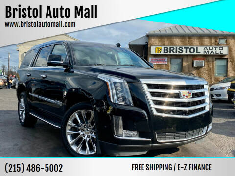 2017 Cadillac Escalade for sale at Bristol Auto Mall in Levittown PA