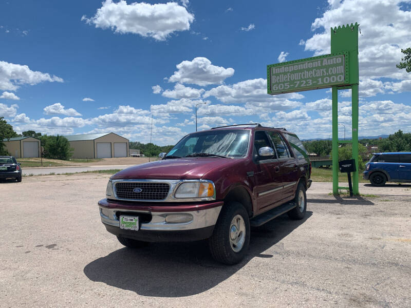 1997 Ford Expedition for sale at Independent Auto in Belle Fourche SD