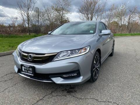 2016 Honda Accord for sale at Pristine Auto Group in Bloomfield NJ