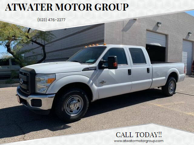 2014 Ford F-250 Super Duty for sale at Atwater Motor Group in Phoenix AZ