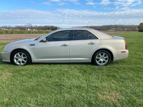 2008 Cadillac STS for sale at Wendell Greene Motors Inc in Hamilton OH