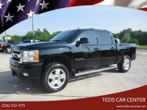 2007 Chevrolet Silverado 1500 for sale at TEDS CAR CENTER in Athens AL