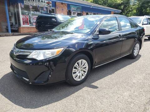 2013 Toyota Camry Hybrid for sale at Super Auto Group in Somerville NJ